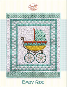 88201: Cherry Blossoms Quilting Studio CB116 Baby Ride