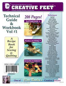 77943: Creative Feet MEWBK1 Technical Guide & Workbook - Vol. 1