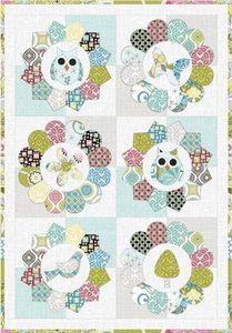 88305: Cherry Blossoms Quilting Studio CBQS123SVG Mini Blossoms Miniature W/SVG CD