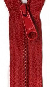 Patterns by Annie ZIP24-265 Hot Red Zipper
