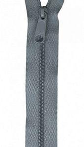 Patterns by Annie ZIP24-110 Pewter Zipper