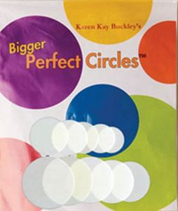 88370: Karen Kay Buckley KKB01 Bigger Perfect Circles