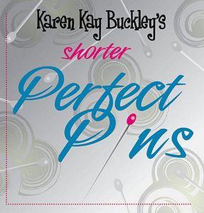 88373: Karen Kay Buckley KKB016 Shorter Perfect Pins