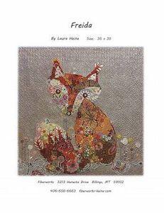 88454: Fiberworks FWLHFRE Freida Pattern