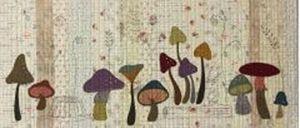 88473: Fiberworks FWLHMUSH Mushrooms Pattern