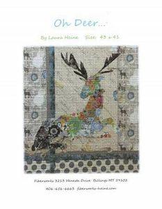 88479: Fiberworks FWLHOD Oh Deer Pattern