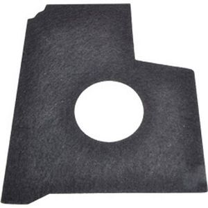 PFW-45811, Felt Drip Pad for Singer 221 or 222 Sewing Machine Drip Pan (Black)