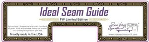 "Ideal Seam Guide SVS-54954, 5"" Long for Singer 221 Featherweight Sewing Machine"