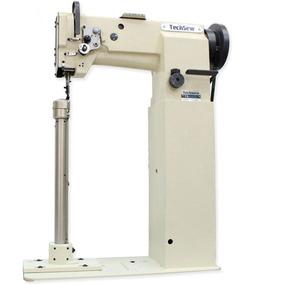 Techsew 85017 High Post Walking Foot Industrial Sewing Machine,Table, Motor