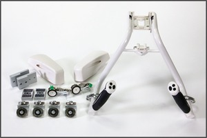 84877:Brother DQLT15FRKIT Sit Down to Frame Conversion Kit for from Brother DQLT15S to DQLT15R