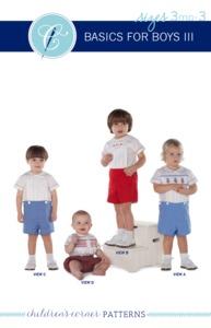 Children's Corner CC007 Basics for Boys III 3mo-3