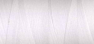 88976: Presencia 43125-60-0001 Egyptian Thread Cotton 60wt 4882yd WHITE