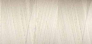 88980: Presencia 43125-60-0206 Egyptian Thread Cotton 60wt 4882yd WINTER WHITE