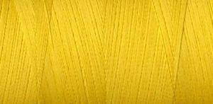 Presencia 43125-50-0107 Egyptian Thread Cotton 50wt 3797yd BRIGHT CANARY