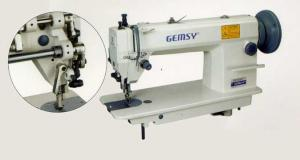 Gemsy Jiasew G0818 Walking Foot Needle Feed Upholstery Sewing Machine & Stand