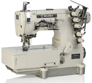 89067: Reliable 2000IF COVERSTITCH Machine, Table