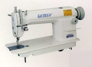 "Gemsy Jiasew CS8700 High Speed Straight Lockstitch Sewing Machine 7x18-25/32"" Bedsize (DDL8700) 11""Arm, 5.5/13mmLift KD*Power Stand 5500RPM 100Needles"