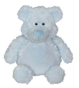 Creature Comforts EB11093 Bobby Buddy Bear - Blue