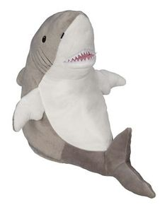 Creature Comforts EB11010 Sebastian Shark Buddy