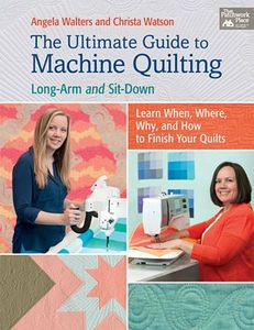 89717: Ultimate Guide to Machine Quilting Book 10283, 32 Pages