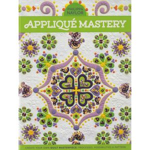 Dragon Threads D6053, Applique Mastery Quilting Pattern