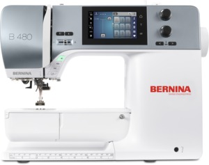 Bernina B480, Sewing Machine, Jumbo Bobbin, 9mm Stitch Width, BSR Compatible