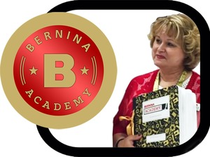 "90058: BERNINA Academy 2 Day Hands On ""Tame That Technique"" Sewing Event, April 26-27 2019 Baton Rouge LA"