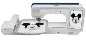 Brother Demo XP1 Luminaire Sewing Embroidery Quilt Machine