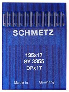 66039: Schmetz S135x17, 10/Pk Needles, Size 100/16