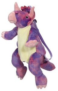 Creature Comforts EB11023 Wendy Dino Easy 1 2 3 Backpack