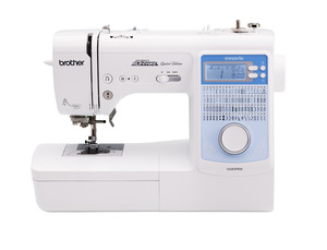 Baby Lock Jubilant, BL80B, Brother, Innov-ís, NS80, 80-Stitch, Project RUNWAY , Compact, Computerized, LCD, Sewing Machine, 10 ten 1-Step buttonholes, Quick Set Bobbin, Drop Feed, Speed Control, 14 pounds