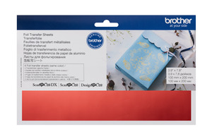 Brother CAFTSRED1 Foil Accessory for New Scan N Cut SDX225