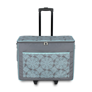 90221: Brother CADXTOTEG Rolling Tote Grey for New Scan N Cut SDX225 SDX125 Models only.
