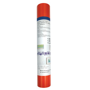 Brother CAVINYLORG 6 FT Roll Orange- for New Scan N Cut SDX225
