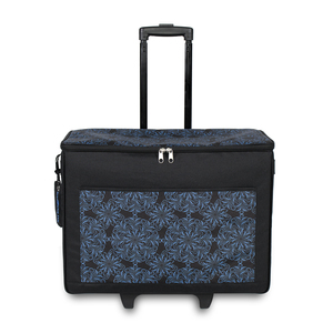 90220: Brother CADXTOTEB Rolling Tote Blue for New Scan N Cut SDX225 Innovis Edition