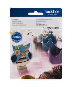 90208: Brother CADXBLD1 Auto Blade for New Scan N Cut DX, SDX