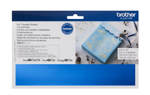 Brother CAFTSBLU1 Foil Accessory for New Scan N Cut SDX225