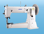 "91826: Juki TSH-411U 16.5"" Arm Bottom Feed 12/20mm Foot Lift Sewing Machine/Stand for Heavy Materials"