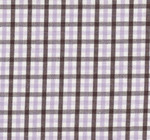 Fabric Finders T35 Lavender Check by the yard