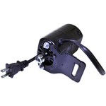AlphaSew NA35K-HS, Replacement Sewing Machine Motor 9000RPM, 1.5Amp, with Flat Prongs Plug for Block and Cords Foot Controlds