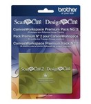 Brother Premium Pack 1: 125 Designs Plus Enhanced Image Tracing