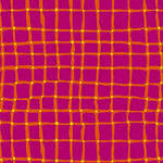 Blank Quilting Points of Hue 9992-22 Pink Squares with Dots