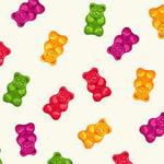 Blank Quilting Herban Sprawl 1025 01 Gummy Bears