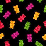 Blank Quilting Herban Sprawl 1025 99 Gummy Bears