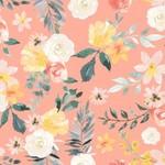 EE Schenck 3WI18038-COR-CTN-D Everyday is Caturday Floral