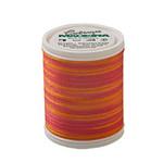 Madeira MC4-2406 Cotona No. 4 Cotton Thread 110 Yds. Coral Fish, Box of 5 Spools
