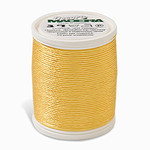 Madeira MD6-1525 Decora No. 6 Rayon Thread 110 Yds. Sunflower, Box of 5 Spools