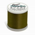 Madeira MR4-1156 40wt Rayon Thread 220 Yds. Light Army Green, Box of 5 Spools