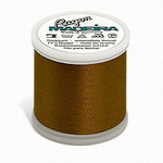 Madeira MR4-1191 40wt Rayon Thread 220 Yds. Flax, Box of 5 Spools