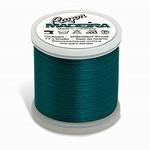 Madeira MR4-1280 40wt Rayon Thread 220 Yds. Deep Aqua, Box of 5 Spools